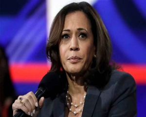 What's in a name? Everything, Kamala Harris tells America