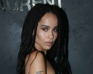 Zoe Kravitz says she plans to bring 'strong femininity' to Catwoman
