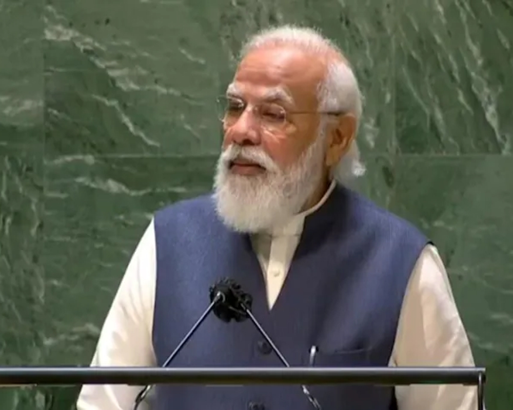 'We must fulfil our duty to help Afghanistan's people in need': PM Modi at UNGA