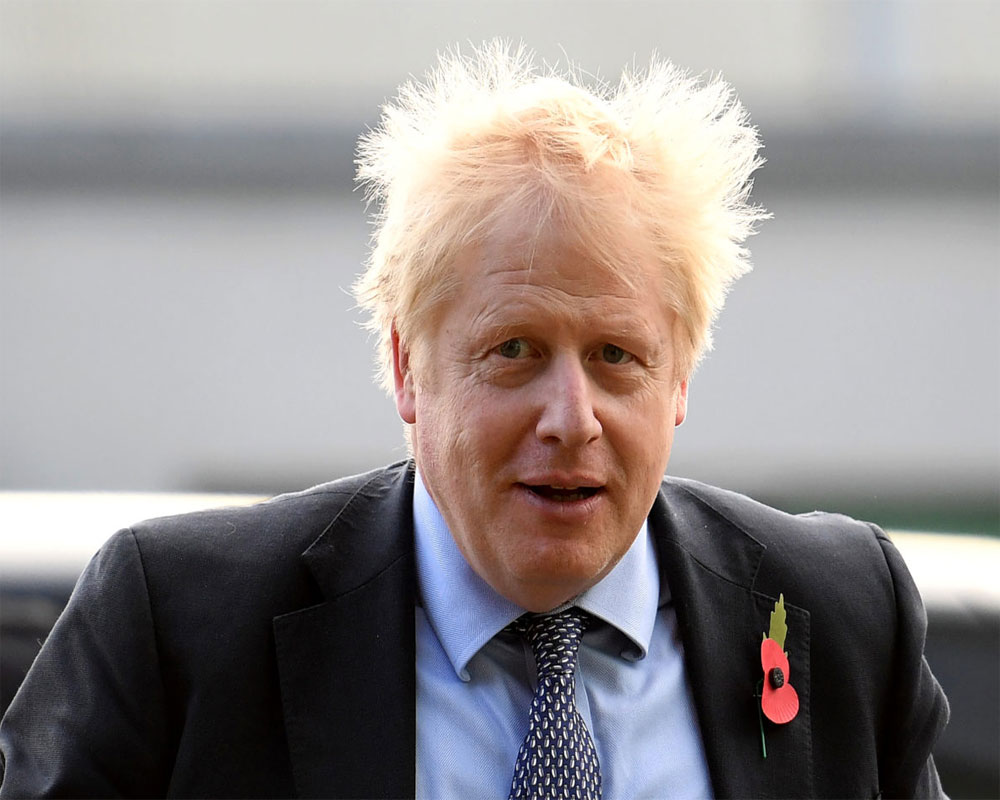'Behave responsibly', urges UK PM Boris Johnson as COVID lockdown eases