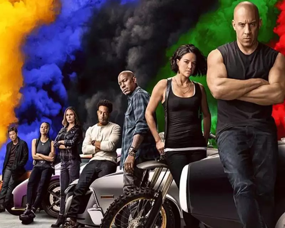 'Fast & Furious 9' pushed to June 25