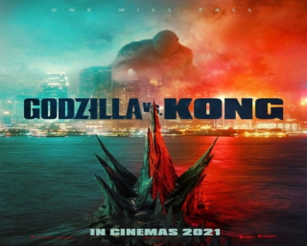 'Godzilla Vs. Kong' in Indian theatres on March 26