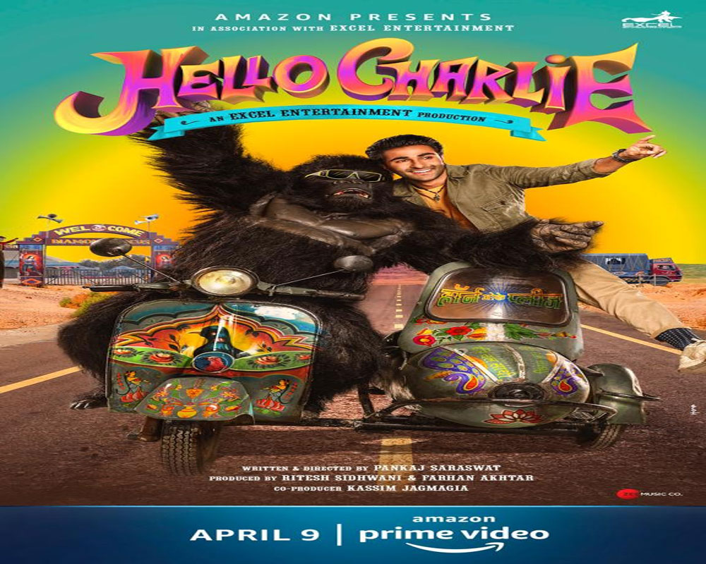 'Hello Charlie' to have OTT release on April 9