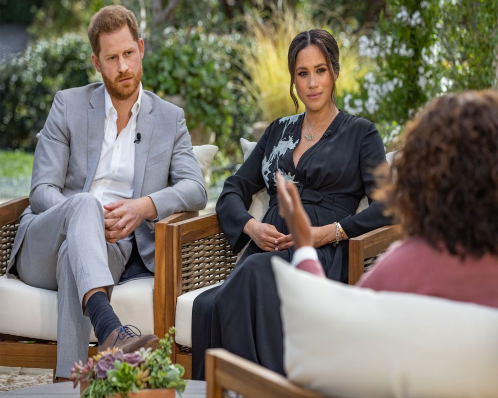 'Palace taking Harry, Meghan's race issues very seriously'
