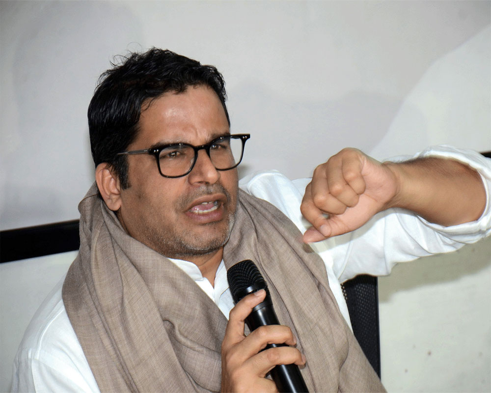 'PM Modi, Mamata equally popular' in Bengal: Prashant Kishor in purported audio clip released by BJP