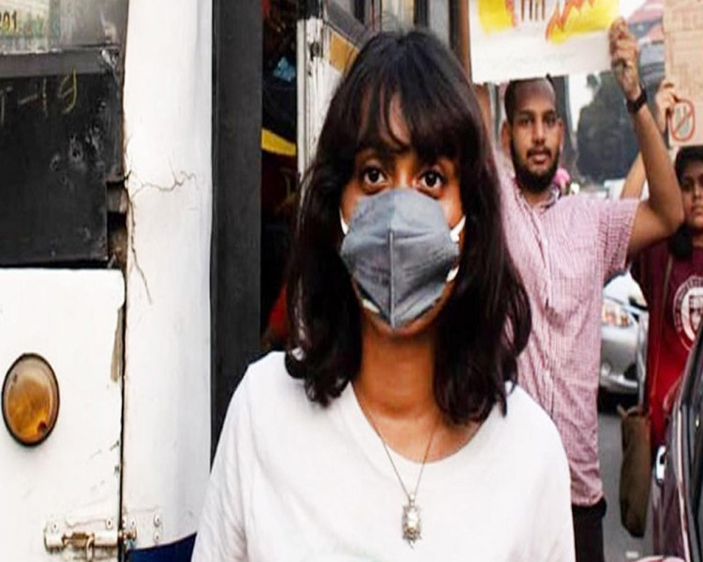 'Toolkit' case: Disha Ravi reaches Delhi Police Cyber Cell office