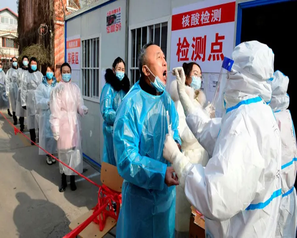 6 more COVID cases found in local China outbreak