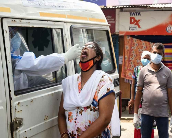 Bengal reports highest one-day deaths of 117 COVID patients, record 18,431 new cases