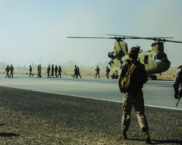 Fallout of the US troop drawdown will be big
