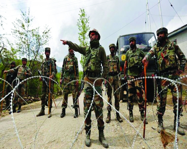 Kashmir dilemma is deeply rooted