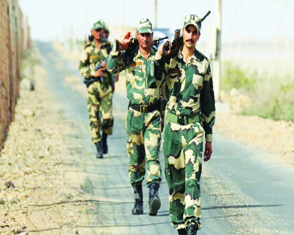 More teeth for BSF turn into ache for Congress