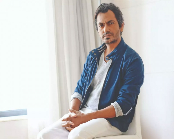 Nawazuddin Siddiqui: 'No Land's Man' a satire on issues the world faces