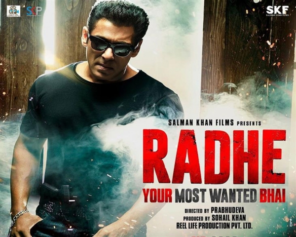 Salman Khan's 'Radhe: Your Most Wanted Bhai' to release on ZEEPlex for pay-per-view