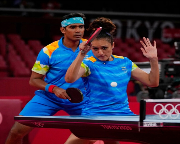 Sharath and Manika outplayed in Tokyo Olympics opener