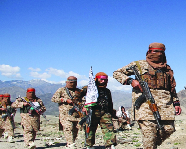 The Triad's influence is unlikely in Afghanistan