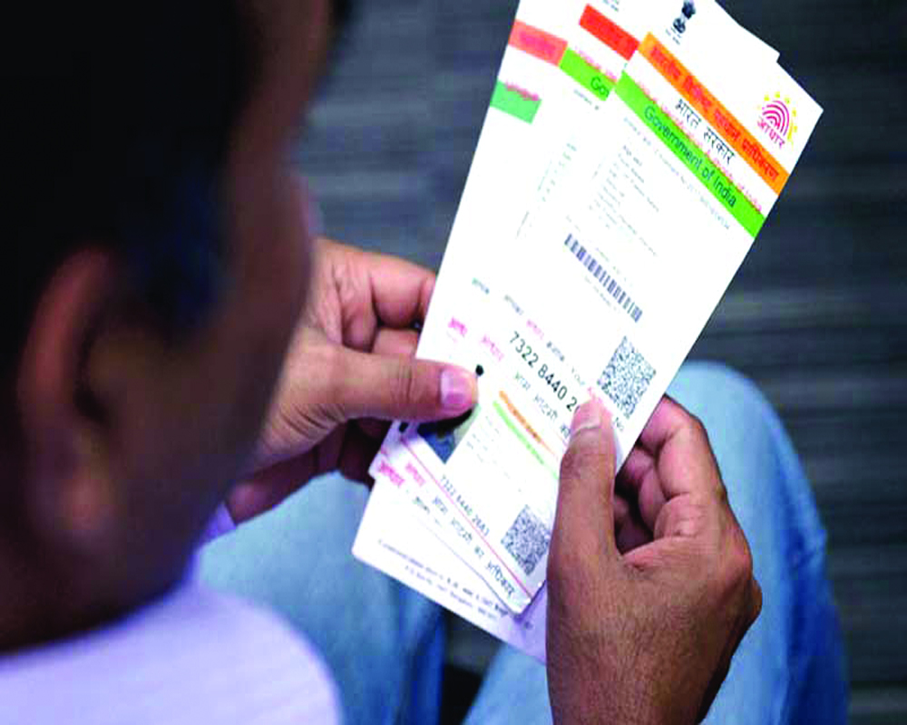 Aadhaar authentication mandatory for taxpayers