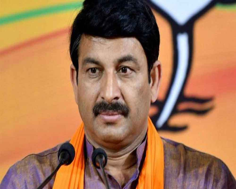 AAP govt dismantled Covid Centre arranged by our MP: BJP