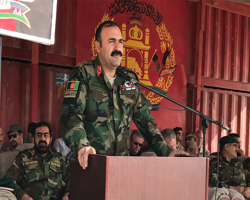 Afghan Army Chief Gen Ahmadzai expected to visit India next week