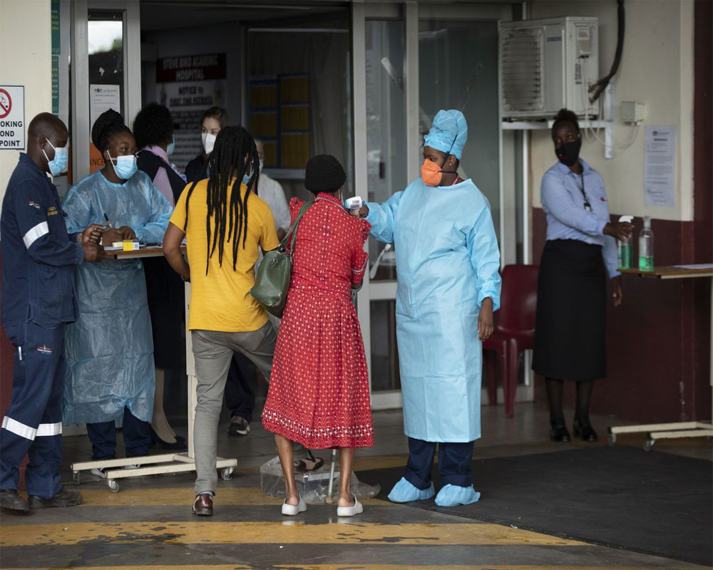 Africa secures close to 300 million vaccine doses: Official