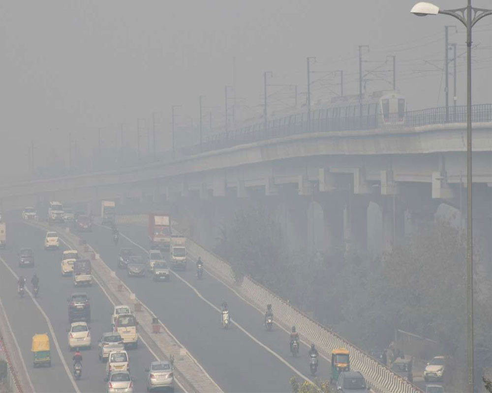 Air quality 'moderate' in Noida, 'poor in Ghaziabad, Gurgaon, Faridabad