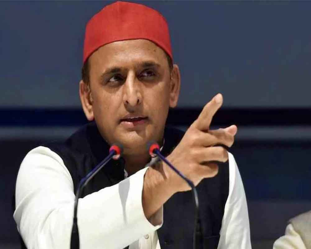 Akhilesh contests PM's claim over crime in UP, asks him to check data