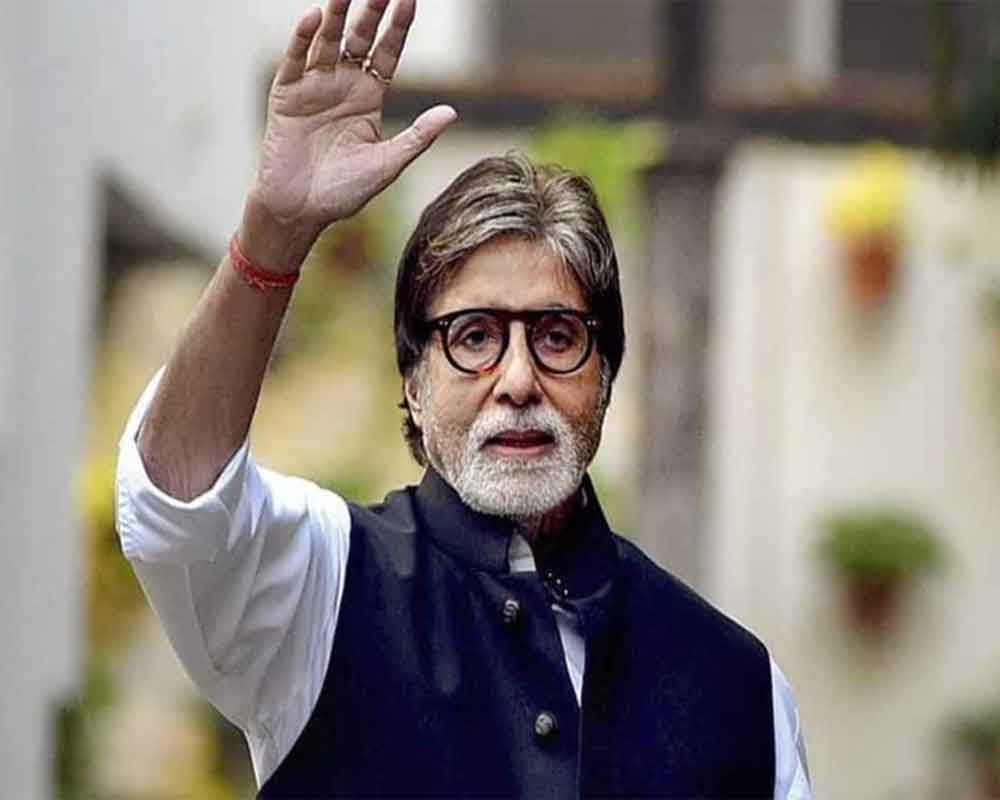 Amitabh Bachchan thanks fans as he turns 79: I walk with pride of your love