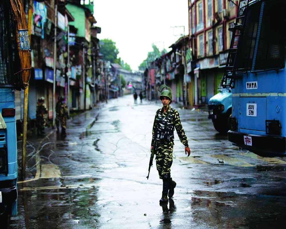Arrested terrorist was planning to execute political killings in J&K's Doda: Army