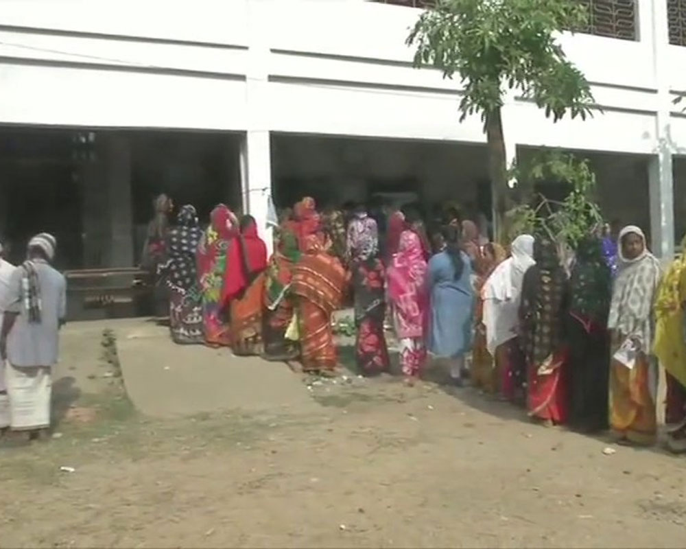 Around 73 % turnout in first phase of Assembly polls in Assam till 5 pm