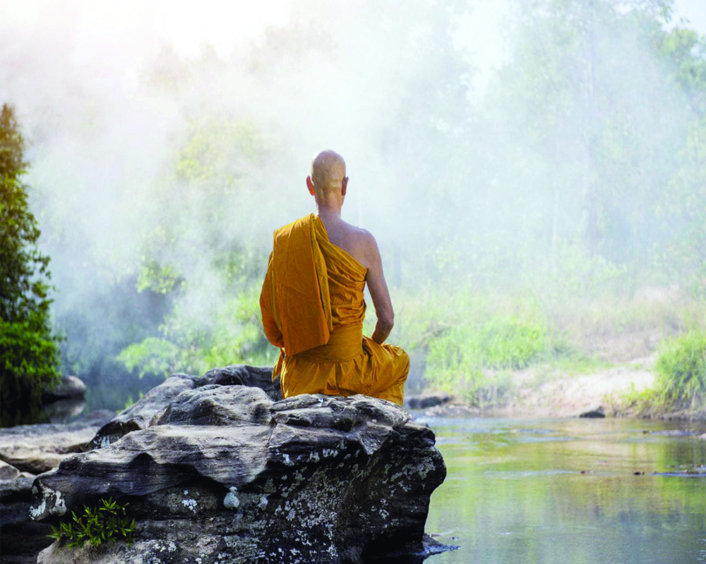 Astroturf | The stepping stone to dhyana