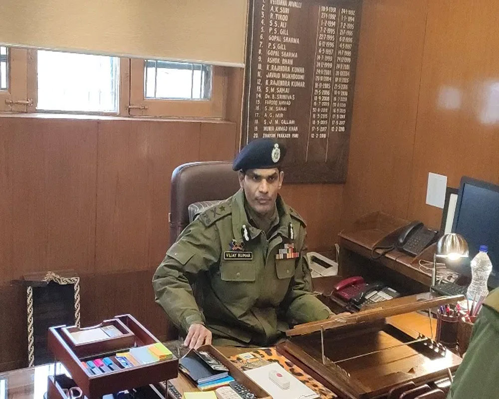 Attack on BJP leader's home carried out by 4 LeT militants, 2 identified: Kashmir IGP
