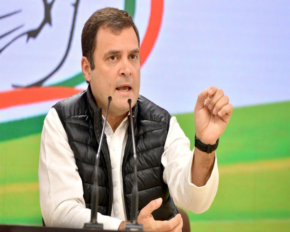 Bank strike: Cong asks govt to accept demands of unions, stop privatisation