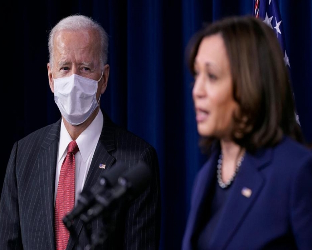 Biden, Harris assure India of support in fight against COVID-19