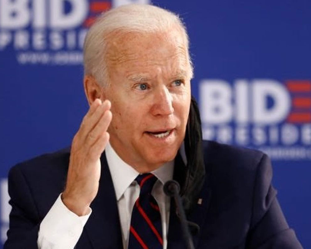 Biden announces all adult Americans to be eligible for COVID-19 vaccination by May 1