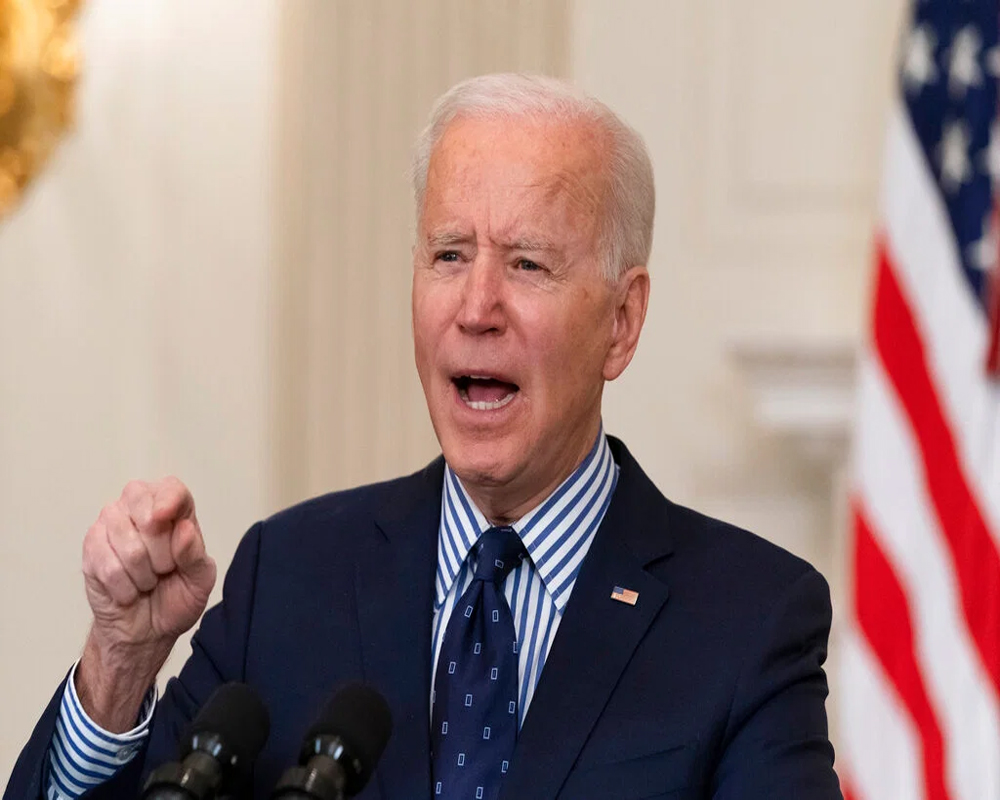 Biden to host Japanese PM Suga at White House on Friday his first in-person bilateral meeting