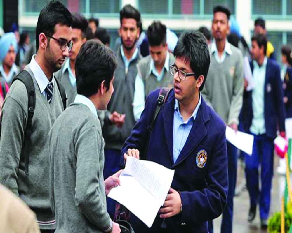 Bihar board class 10 exams: 101 boys and girls are top 10 rankers