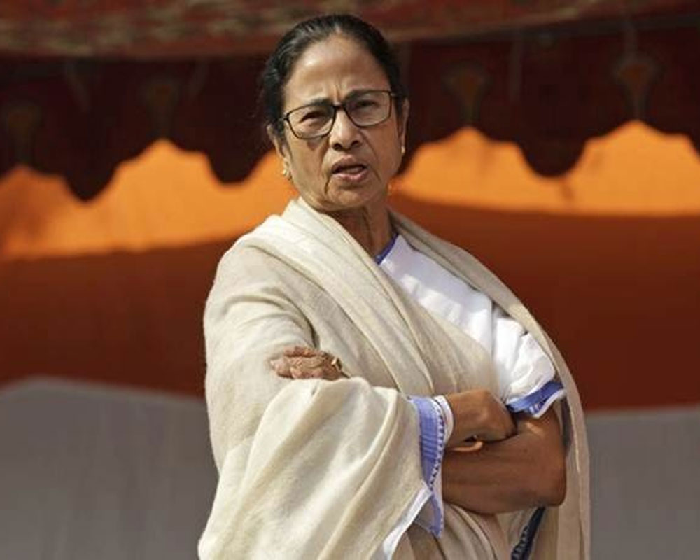 BJP alleges Mamata didn't mention about criminal cases in nomination papers for Bhabanipur by-poll, files complaint with EC