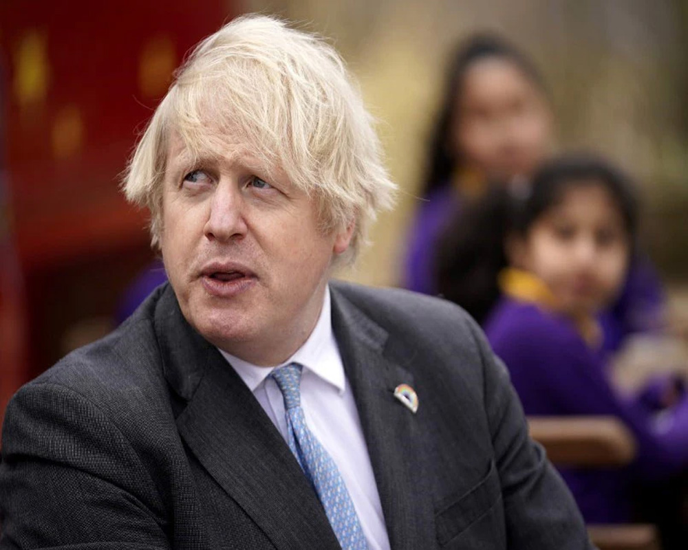 Boris Johnson to visit India in April-end to 'unlock' Indo-Pacific opportunities
