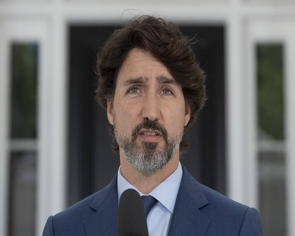 Canada to provide 10 mn dollars to India to support fight against COVID-19: PM Trudeau