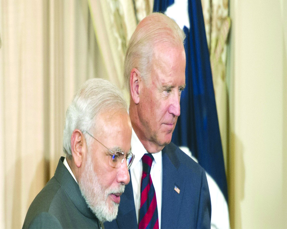 China angle: Biden to cement India-USA relations