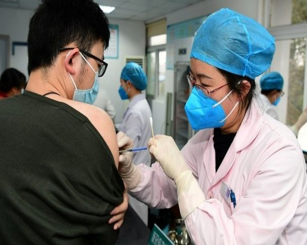 China approves a fourth COVID-19 vaccine for emergency use