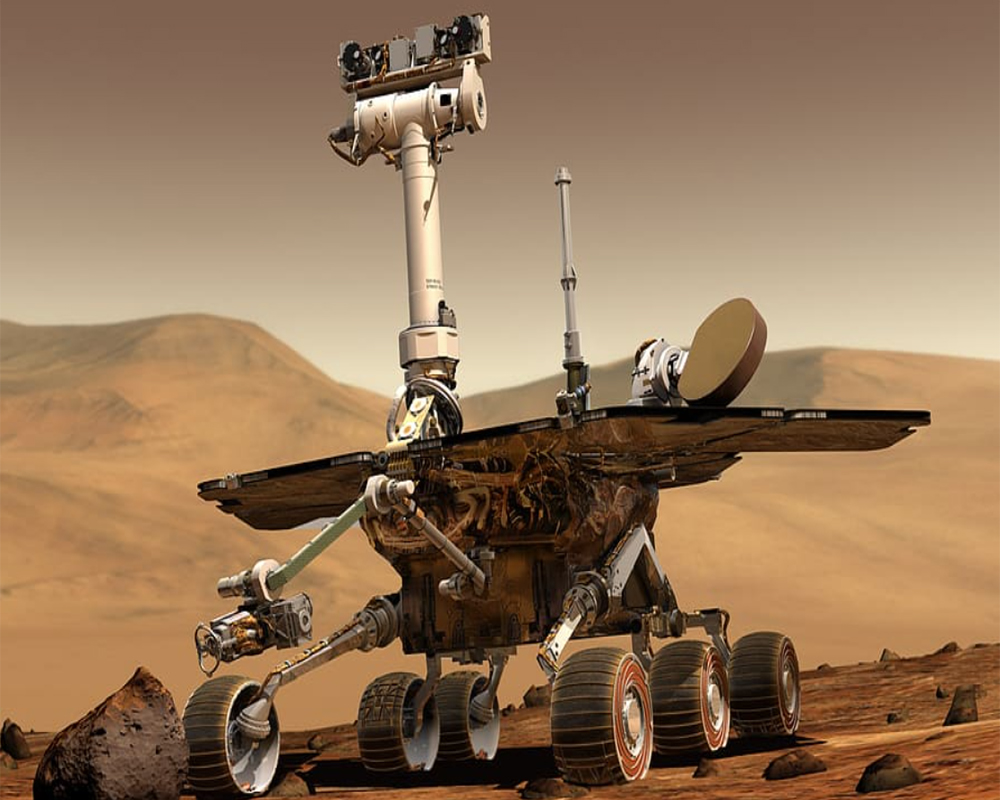 China lands its rover on Mars