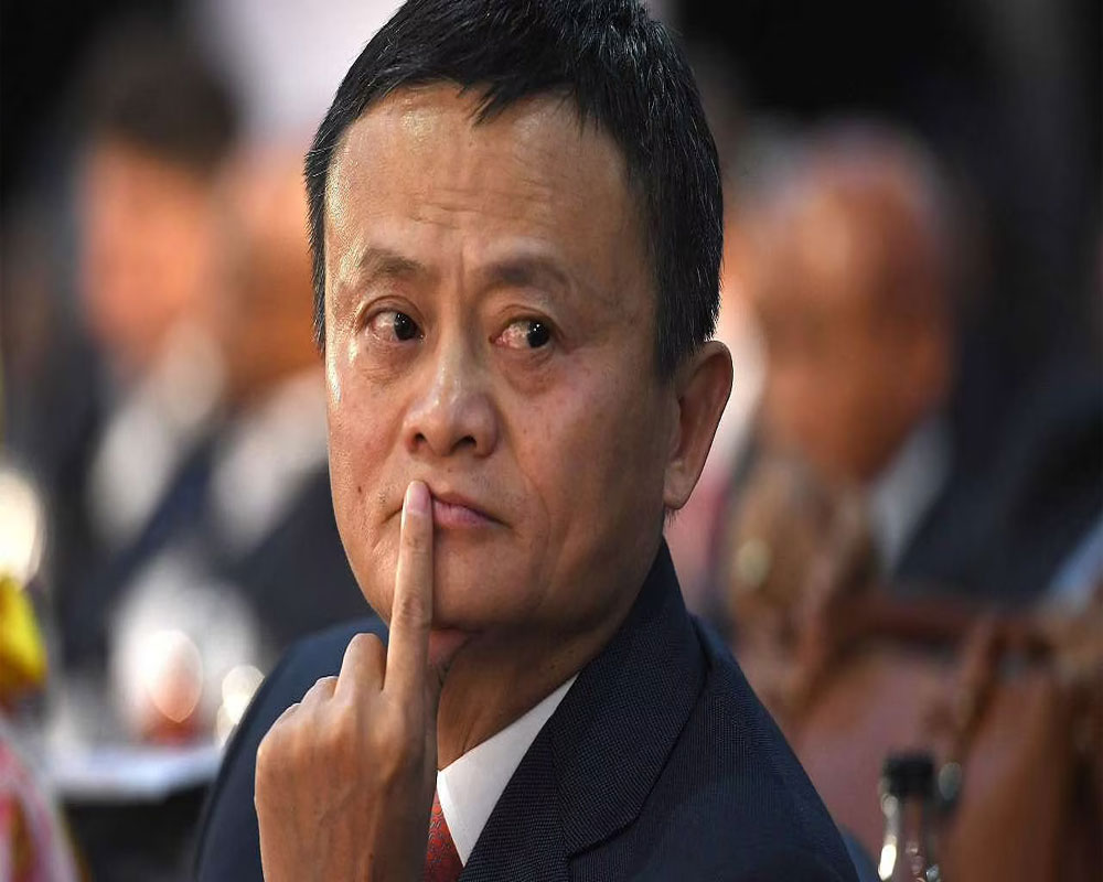 Chinese e-tycoon Jack Ma ends silence with online video