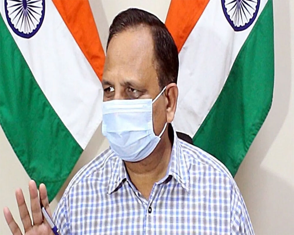 Completely false to say no one died due to oxygen shortage: Delhi Health Minister Jain