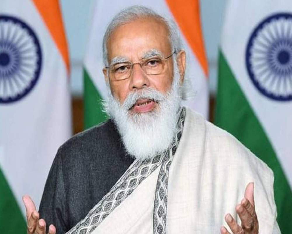 Continuous efforts being made to remove impediment in farmers' journey from 'seed to market': PM
