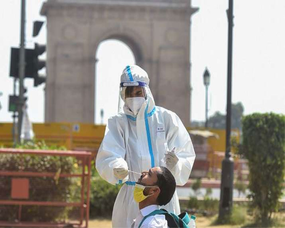 Covid: 238 new cases, 24 more deaths in Delhi; positivity rate down to 0.31 pc