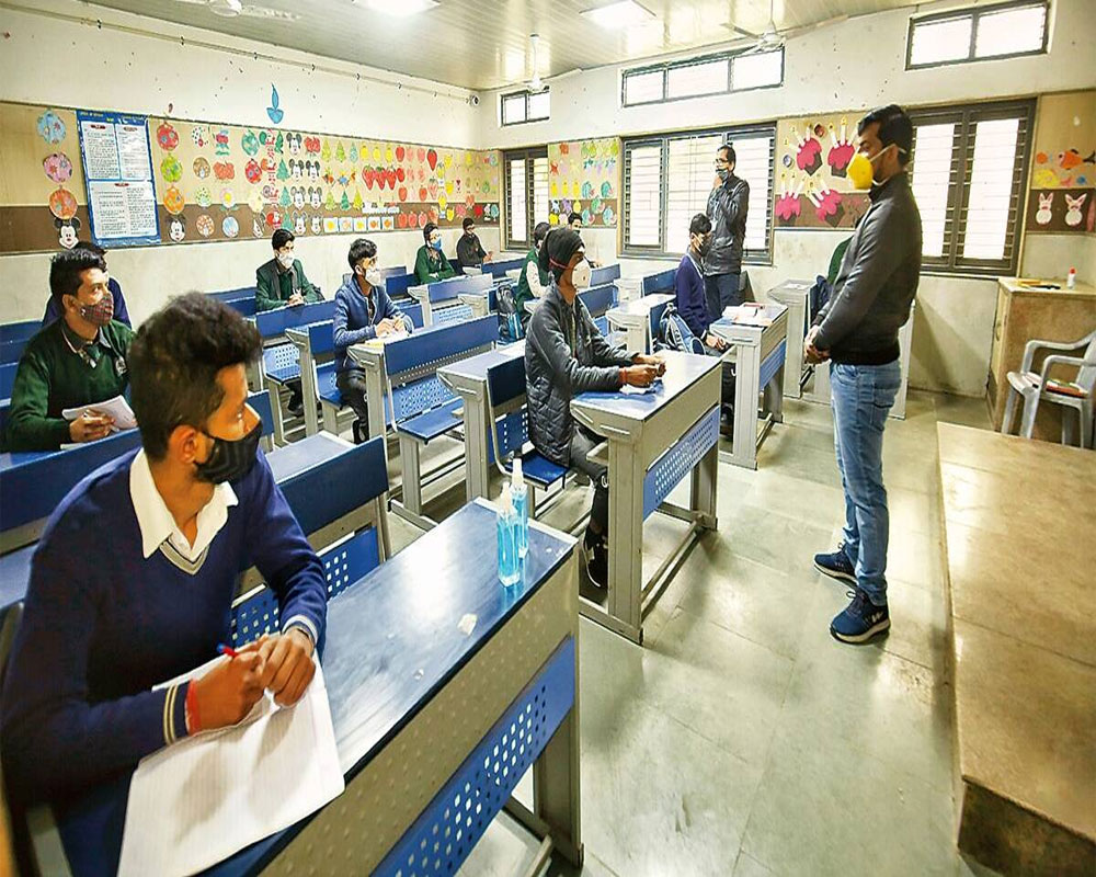 COVID-19: Delhi schools to remain closed for all classes in new academic session till further orders