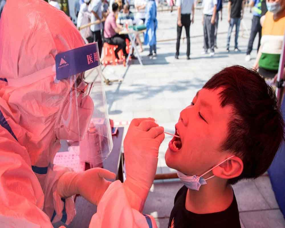 COVID outbreak in southeast China adds 22 cases