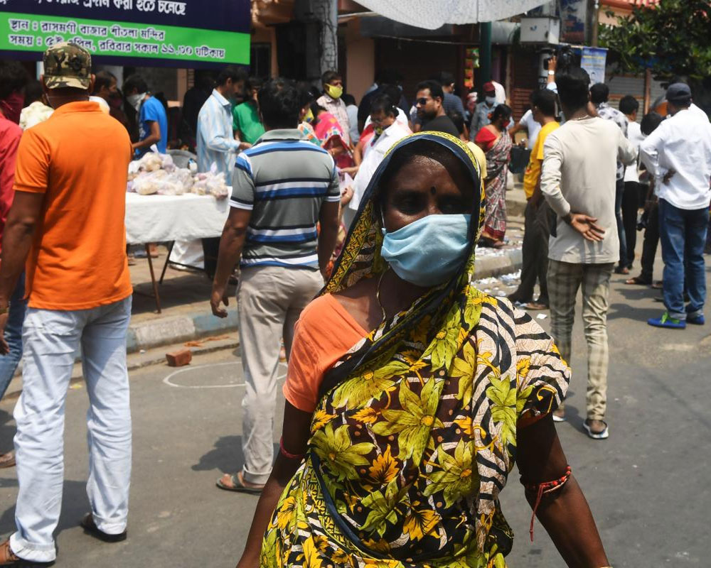 Delhi records 381 COVID-19 cases, 34 deaths in a day; positivity rate 0.5 pc