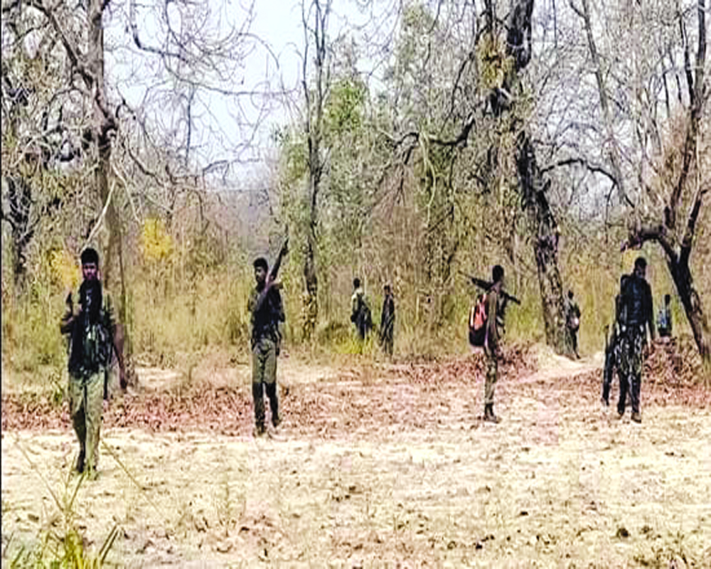 Dialogue a new strategy to deal with Maoists