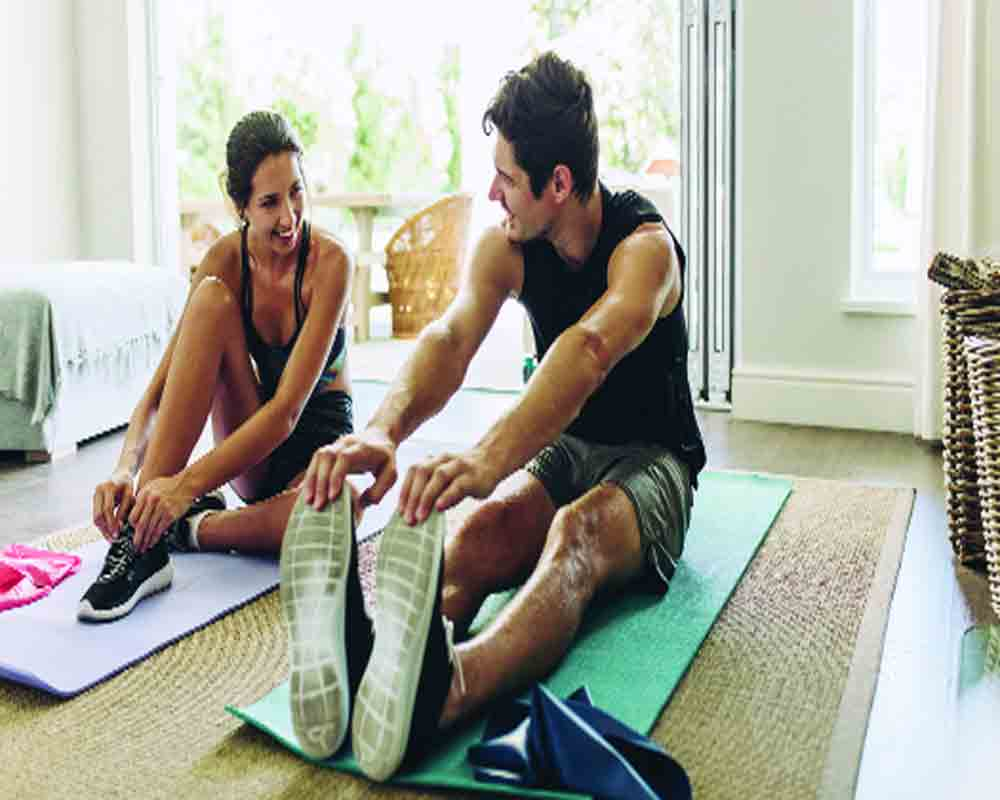 Emergence of home fitness